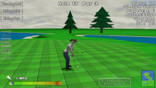 GL Golf Deluxe on the App Store  GL Golf Deluxe on the App Store
