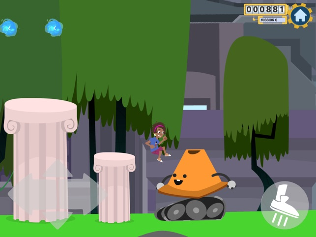 The Electric Company Prankster Planet Screenshot