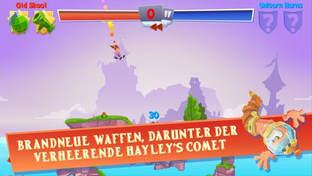 Worms™ 4 Screenshot