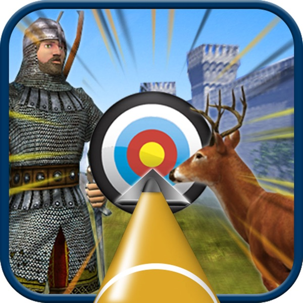 Real Archery King : Top Free Archery Shooting Game