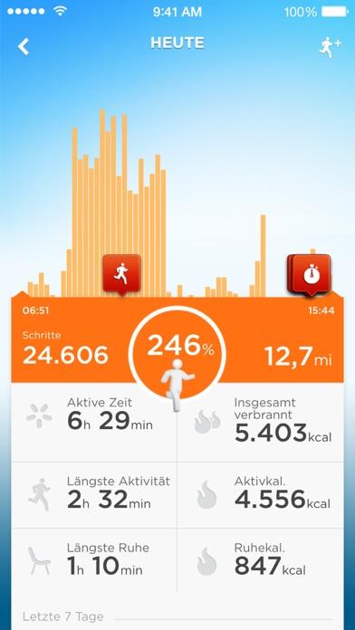 392x696bb Jawbone UP3 Test - Guter Tracker mit kleinen Fehlern Gadgets Reviews Technology Testberichte Web
