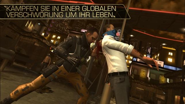 Deus Ex: The Fall Screenshot