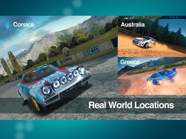 Colin McRae Rally Screenshot