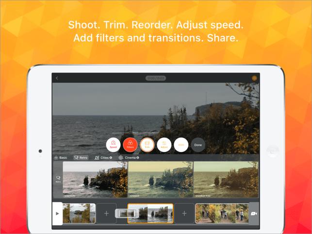 Vee for Video Screenshot