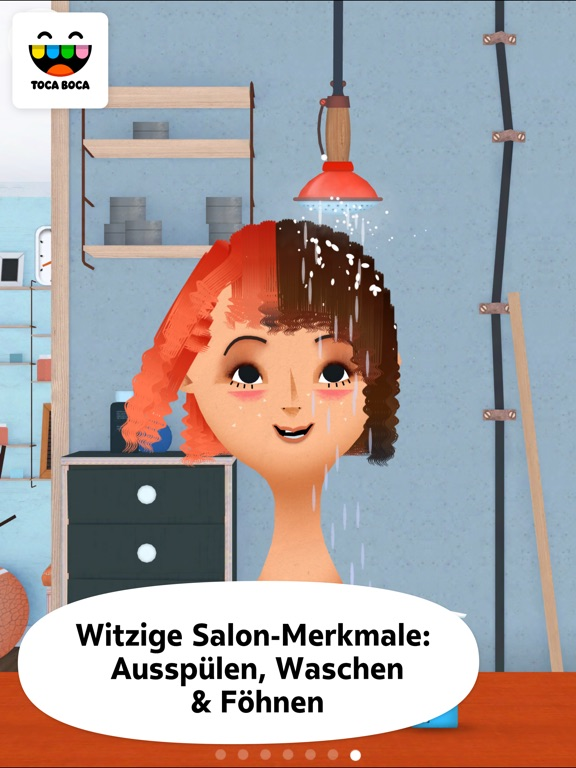 576x768bb Toca Hair Salon 2 als Gratis iOS App der Woche Apple Apple iOS Entertainment Games Software Technology