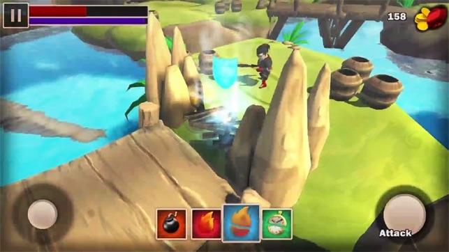 Oraia Rift Screenshot