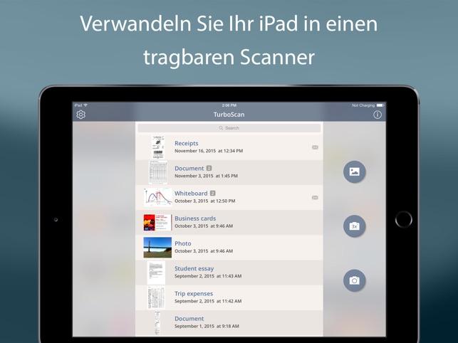 TurboScan™ Pro Screenshot