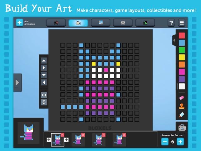 Bloxels Builder Screenshot