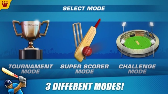 Power Cricket T20 - 2016 Screenshot