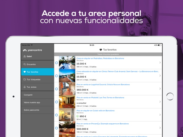 yaencontre - pisos y casas Screenshot