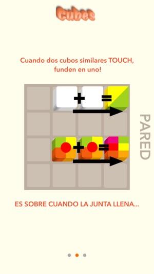 Cubes - Addictive Puzzle Game Screenshot