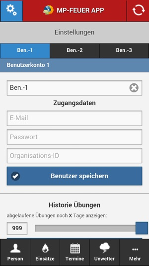 MP-FEUER Screenshot