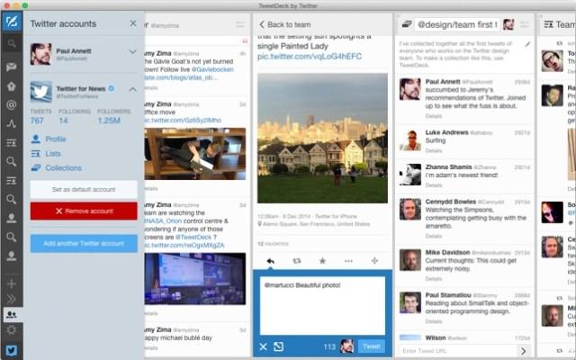 TweetDeck by Twitter Screenshot