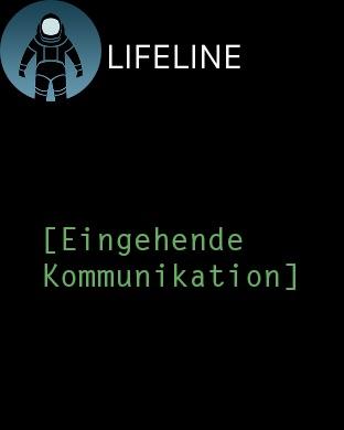 Lifeline... Screenshot