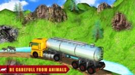 マウンテンアドベンチャー貨物:石油輸送配達紹介画像1
