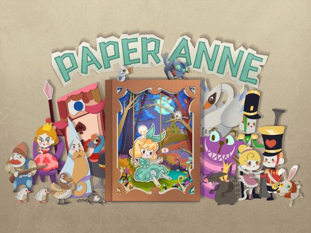 PAPER Anne Screenshot
