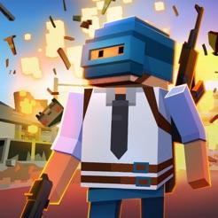 Grand Battle Royale: Pixel War