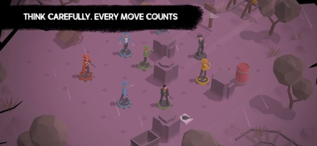 Infinite West - Puzzle Chess Screenshot
