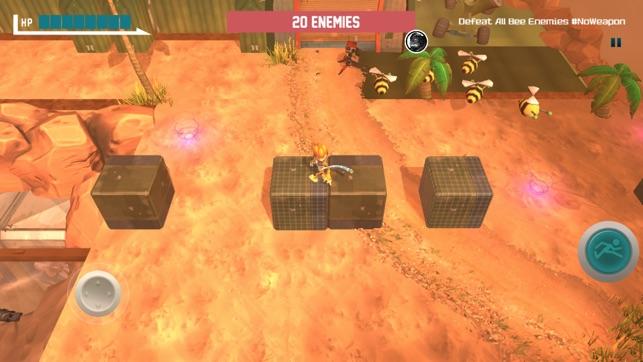 Ape Of Steel 2 Screenshot