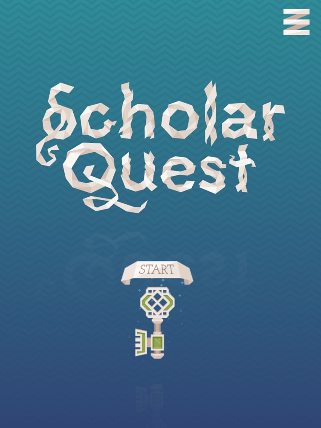 Scholar Quest Screenshot