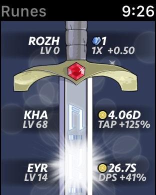 Runeblade Screenshot