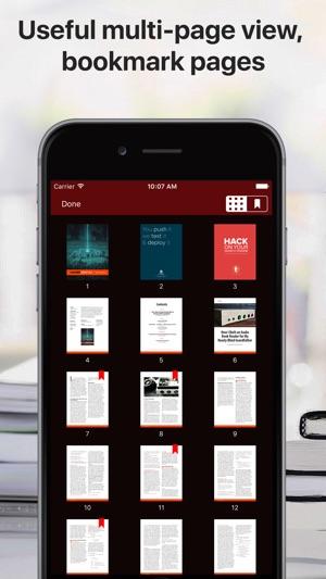 PDF Files − Reader & Library Screenshot