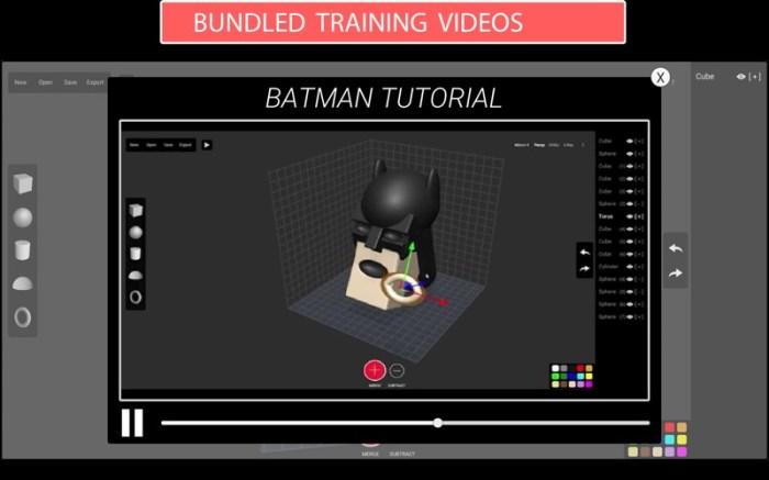 Claydo:Easy 3D Modelling Screenshot 04 57tpe1n