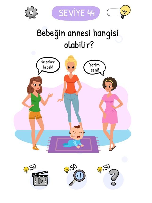 Who is? Yepyeni Zeka Oyunları Screenshot