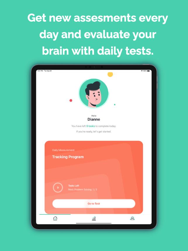 Beynex - Brain Training Screenshot
