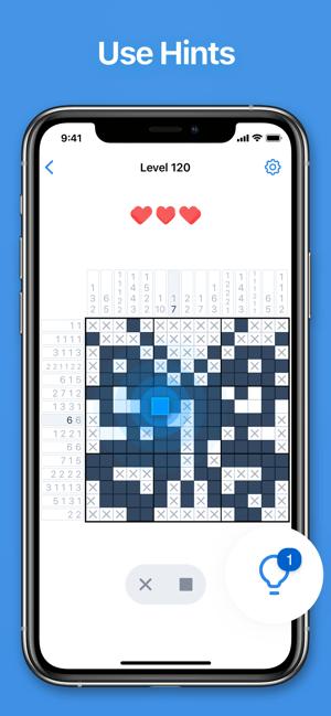 Nonogram.com - Number Games Screenshot