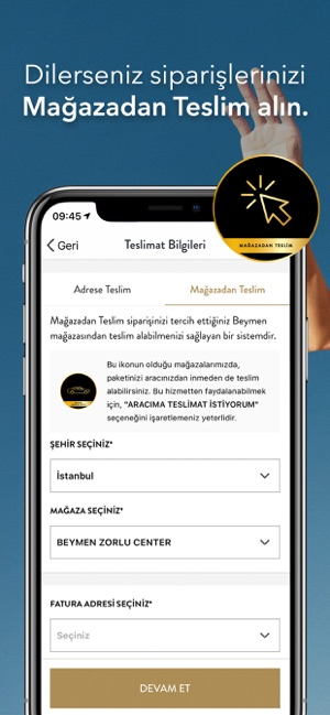 ‎Beymen Screenshot