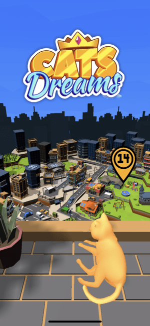 Cat's Dreams! Screenshot