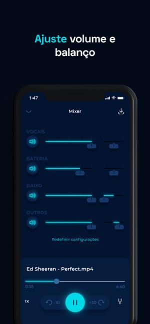 Moises: Separação de Música Screenshot