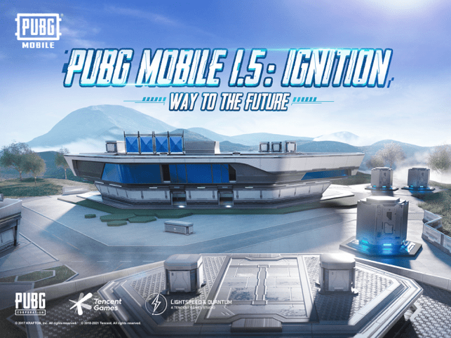 PUBG MOBILE 1.5: IGNITION Screenshot