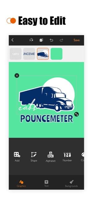 Logo Maker: Watermark Designer Screenshot