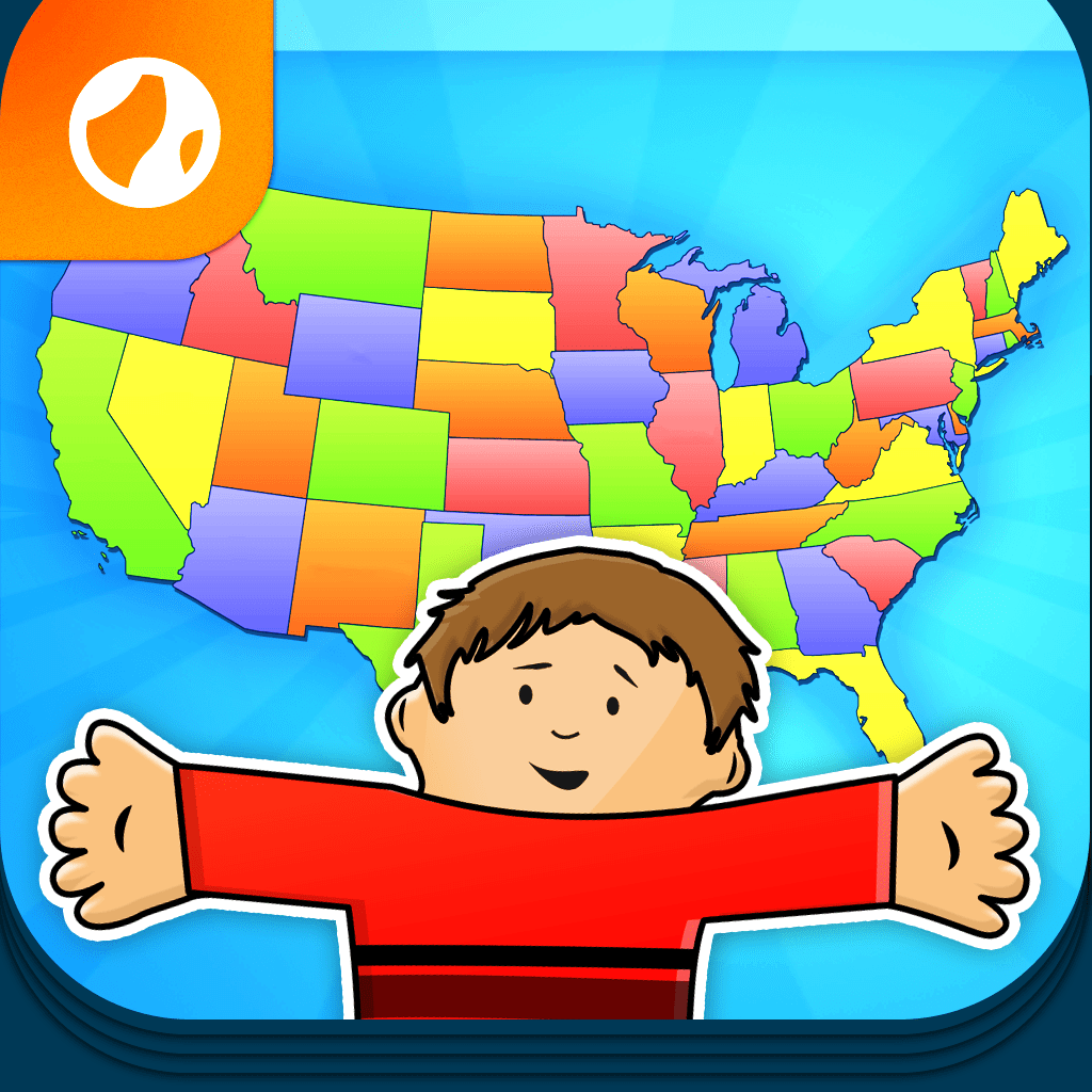 Us State Capitals For Kids