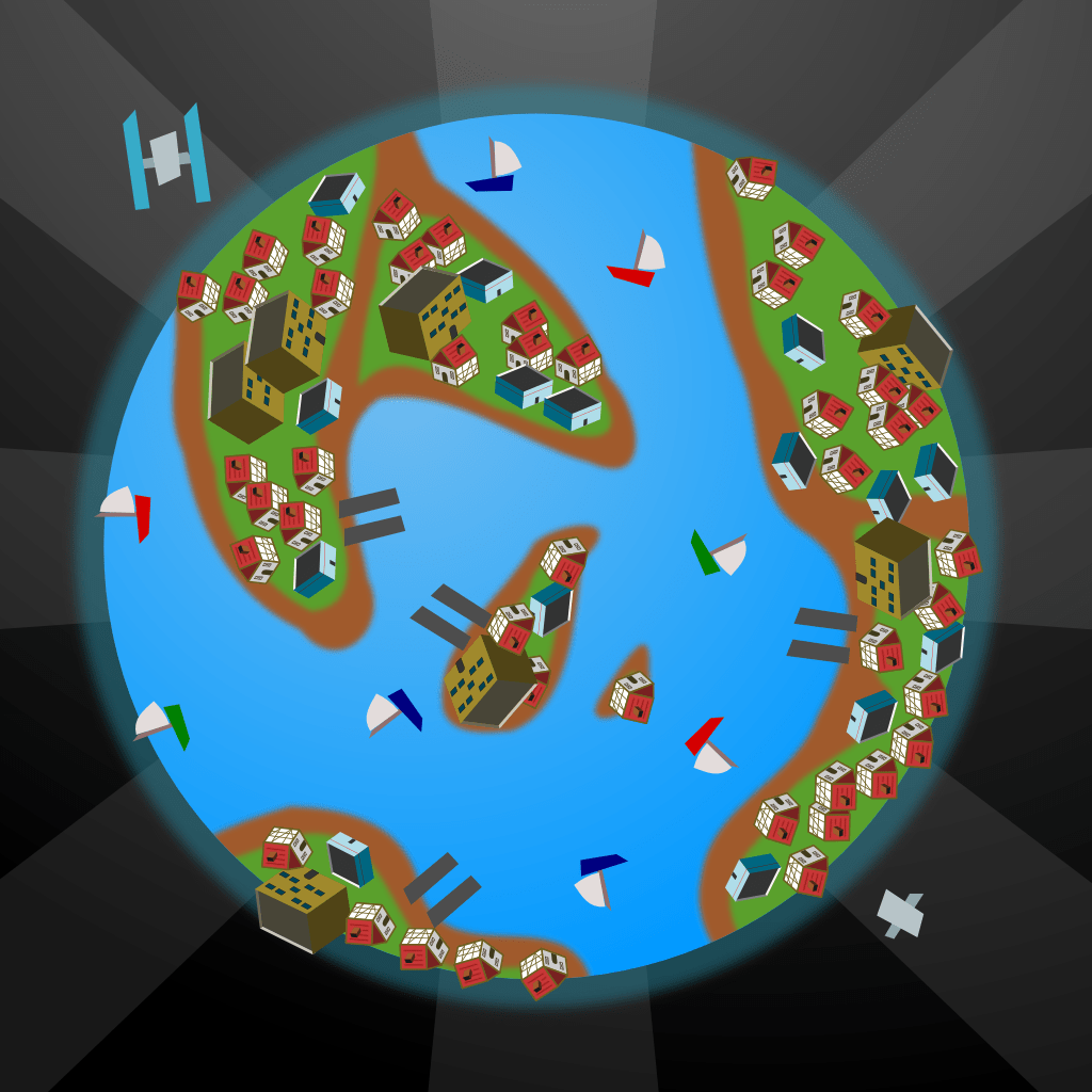 My Planet Simulation App Review Make Your Own Planet Grow