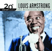 Louis Armstrong - 20th Century Masters - The Millennium Collection: The Best of Louis Armstrong  artwork