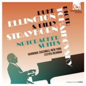 Harmonie Ensemble / New York & Steven Richman - Tchaikovsky & Ellington: The Nutcracker Suites, Classical & Jazz  artwork
