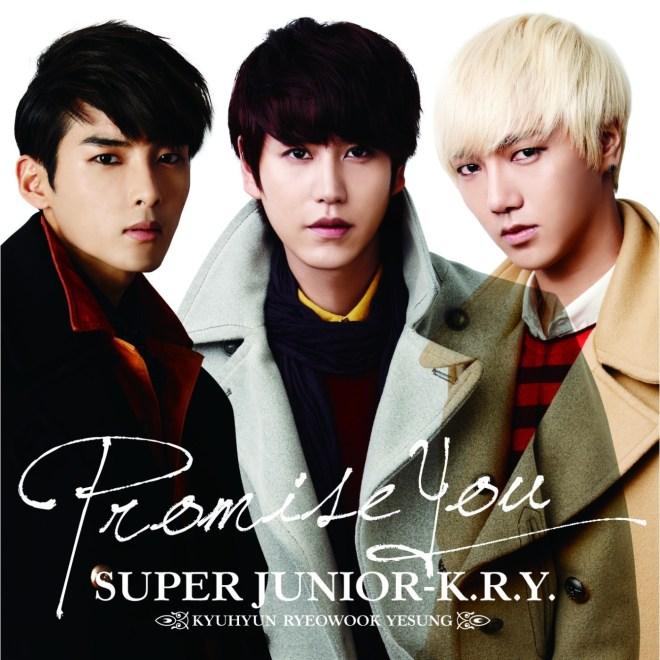 Super Junior-K.R.Y. - Promise You - Single