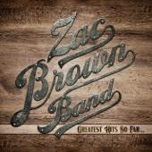 Zac Brown Band - Greatest Hits So Far...  artwork