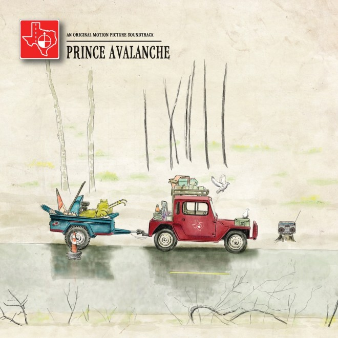 Explosions In the Sky & David Wingo - Prince Avalanche (An Original Motion Picture Soundtrack)