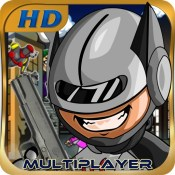 robot bat new cool super hero: best police man kids running multiplayer game 2014