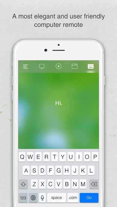 Remote Mouse - Funkmaus, Funktastatur & Touchpad Screenshot