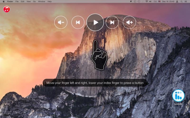 ControlAir Screenshot