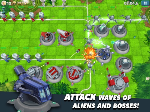 Tower Madness 2 (RTS) Screenshot