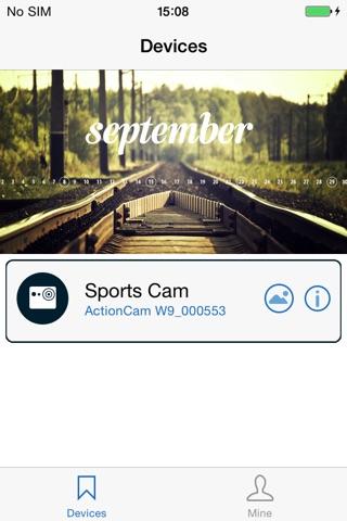 Ez iCam Screenshot