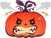 Funny Pumpkins stickers by KORCHO