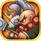 Heroes & Outlaws: An epic tower defence adventure