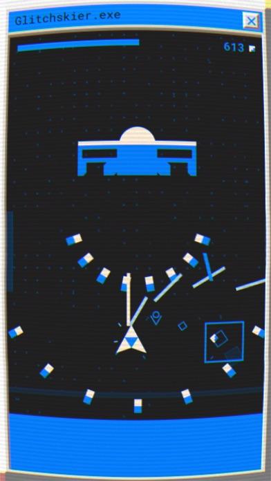 Glitchskier Screenshot